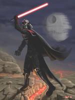 Darth Vader by VisibleFire