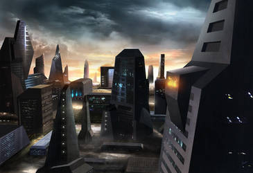 Future City by Magicland70