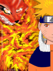 Ninetails - Naruto by neverland-24