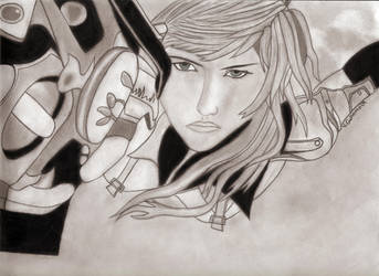 FFXIII: Lightning by neverland-24