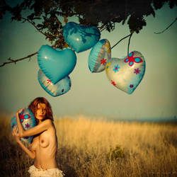 Room for tenderness by MiraNedyalkova
