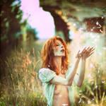 Do birds dream III by MiraNedyalkova