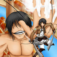 T.H. - Fight The Titan by ChibiChibiSha