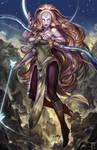 Opal Steven Universe Fan Art by anireal