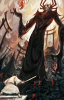 Samurai Jack Fan Art by anireal