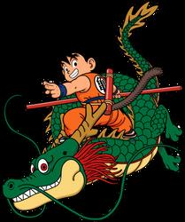 Dragon Ball - Kid Goku 32 - Dragon Box by superjmanplay2