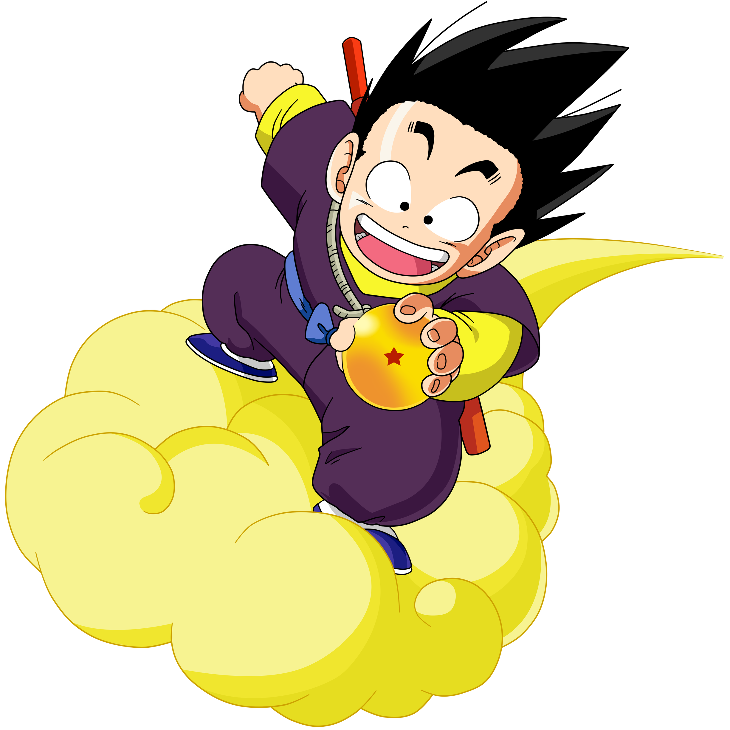 Dragon Ball - Kid Goku 35 by superjmanplay2