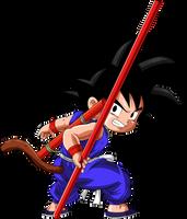 Dragon Ball - Kid Goku 41 by superjmanplay2