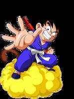 Dragon Ball - Kid Goku 43 by superjmanplay2
