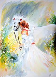 Dream of Freedom by Bayuna