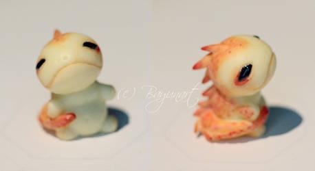 Dragon Figurine 2 by Bayuna