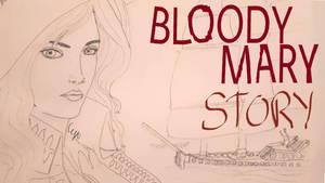 Bloody Mary Story Cp1 ( Still in progress) by WorldAngel