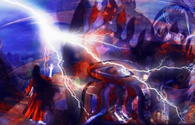 Final Fantasy X:Lulu's Revenge by auronlu