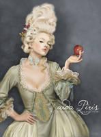 Marie Antoinette by Seleneprincess