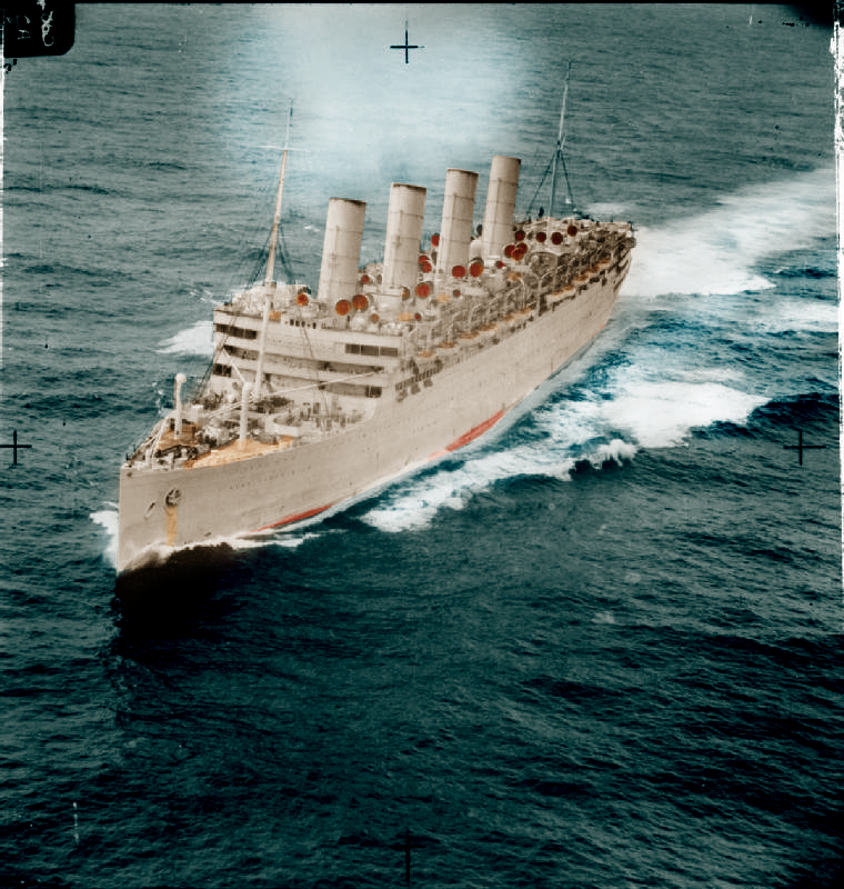 Rms Olympic: Defending The Homeland By RMS-OLYMPIC On DeviantArt