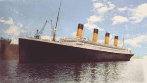 Old, But Beautiful by RMS-OLYMPIC