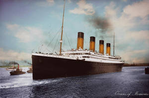 Visage of the Past by RMS-OLYMPIC
