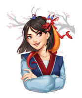 Mulan by Norm27