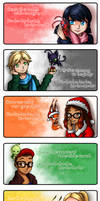 Miraculous Christmas Wishes by Tears-of-Xion