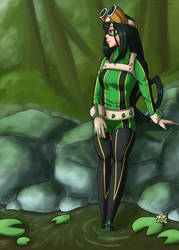 Forest Froppy by Tears-of-Xion