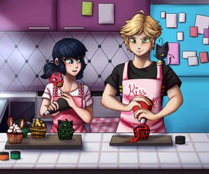 To Make the Perfect Cupcake by Tears-of-Xion