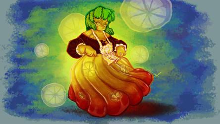 Lemon maid by Tijleke