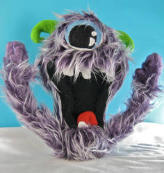 ionlylikemonsters monster 1 by boomplush