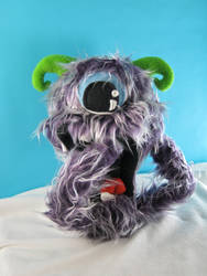 ionlylikemonsters monster 2 by boomplush