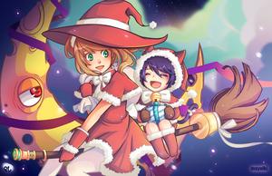 Merry Again by Mayuiki