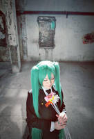 VOCALOID2-saihate by nozomiwang