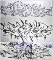 Black N White Session by Shyne1