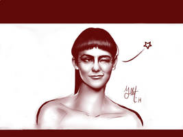 Johanna Mason by FiorAle