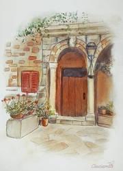 La porta by Cinciarella