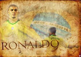 Ronaldo R9 - The Legend by Harvy355