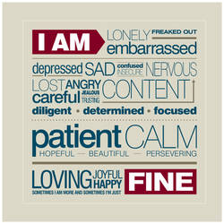 I am... just fine by eddidit