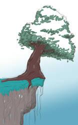 SKETCH A TREE by rublav