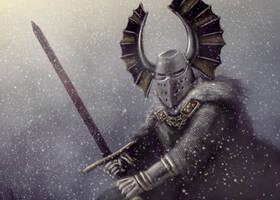 Teutonic Knight by Wittman80