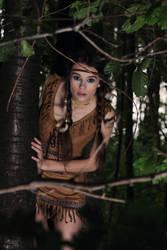 Adrianna - Pocahontas by lucasdj