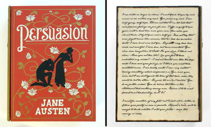 Persuasion hideaway book box by RFabiano
