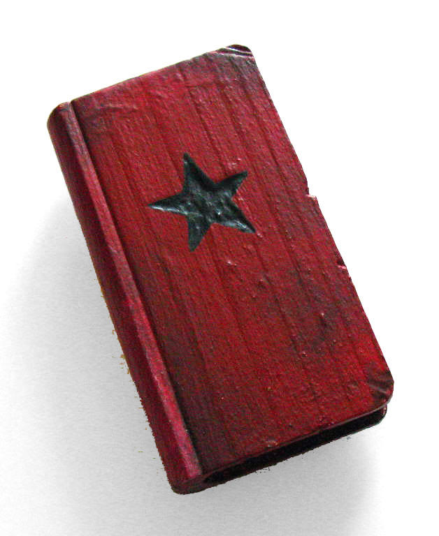 The Red Book Hydra magnet by RFabiano
