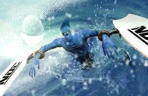 Surfer Nocturne Fanart by ArrtMan