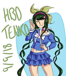 Tenko day!!!! by neonsiqn