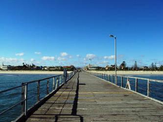 Semaphore wharf by flerin
