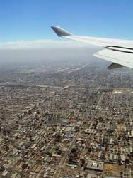 Los Angeles by flerin