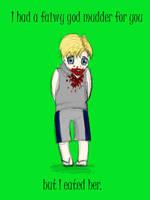 TrueBlood: Eric Eated Her. by naydshiko