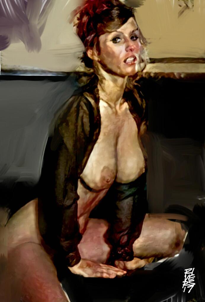 Janyce by exoticglamourart
