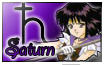 Sailor Saturn Stamp by Maiden-Hebi