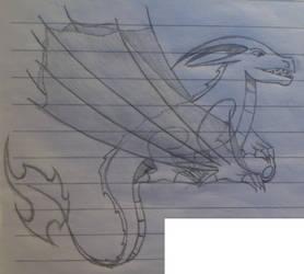 Dragon by Misegard