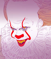 Pennywise by b-dangerous