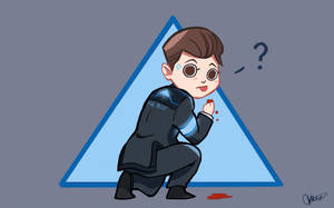 Connor has found some evidence... by the-staingirl